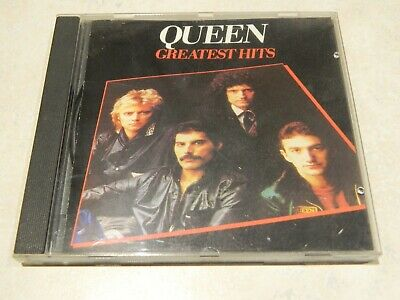 Queen Greatest Hits CD [Ft: Bohemian Rhapsody, Don't Stop Me Now]