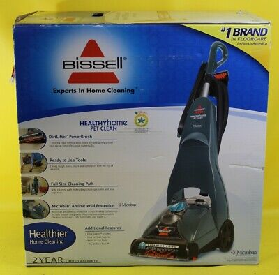 New Bissel 37E3-E Deep Cleaning Carpet Cleaner ##MUSK3RG