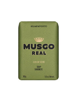 Claus Porto Musgo Real Mens Bath Shower Body Soap Classic Oriental Scent 160g
