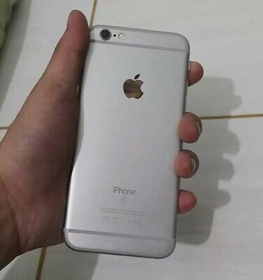 Apple iPhone 6s - 16GB - Silver - (Unlocked) - Excellent Condition