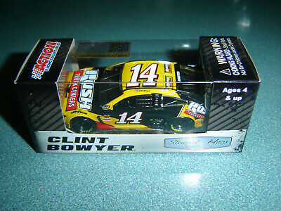 2019 Clint Bowyer #14 RUSH TRUCK Ctrs Ford Mustang 1/64 Diecast NEW IN STOCK