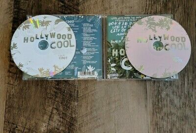 Hollywood Cool CD - Cool Cuts From The Movies (2-Disc)  2005