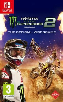 Koch Media SWITCH MONSTER ENERGY SUPERCROSS 2 1031533
