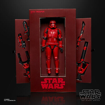 SDCC 2019 Hasbro Exclusive Star Wars The Black Series Sith Trooper