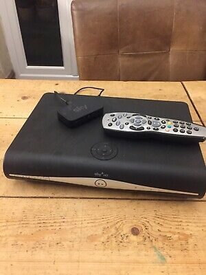 Sky Plus + HD Box, Viewing Card, Remote And Lead,