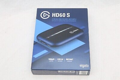 ELGATO CAPTURE CARD Hd * 1080P / 60Fps * Xbox / Playstation * Mint
