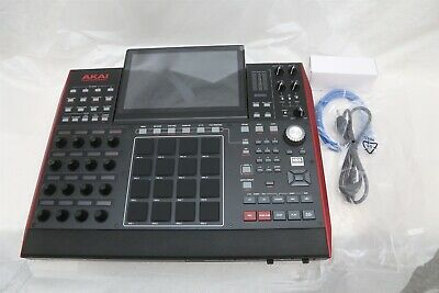 AKAI Professional MPC X Standalone MPC Music Production Sampler Sequencer