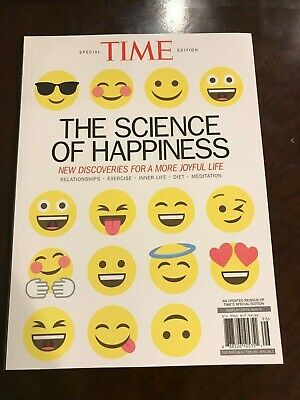 "TIME Magazine: ""THE SCIENCE OF HAPPINESS"""