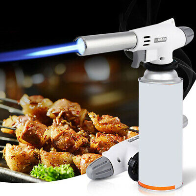 Fully Automatic Electronic Flame Gun Burners Portable Torch Lighter Igniter