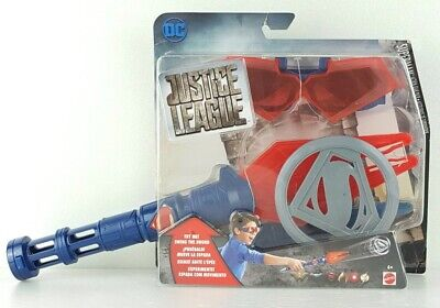 DC Justice League Movie Superman Action Gear Pack Kids Toys Gift RPG Fast Ship