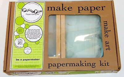 Papermaking Kit Paper Pal Make Paper Lee S McDonald