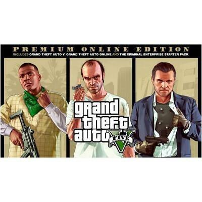 Take Two Interactive PS4 GTA V PREMIUM ONLINE EDITION SWP40674