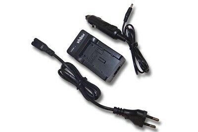 Battery Charger Kit for Sony HDR-AS30V Action Cam, DSC-HX80