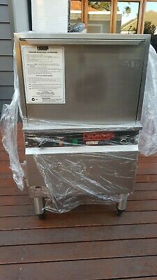 Norris E17 Commercial Dishwasher Glasswasher Stainless Steel works perfectly