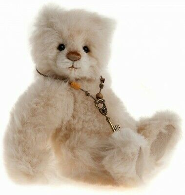 SPECIAL OFFER! Charlie Bears Minimo Mohair DOWNEY - Limited to 2000 - RRP £70