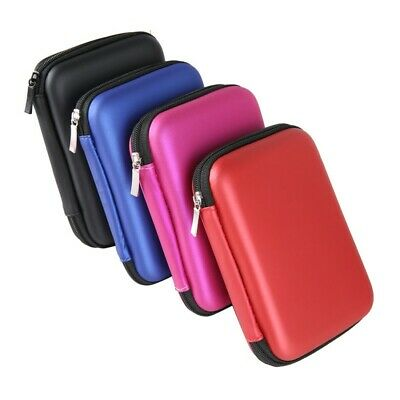 2.5in Protective Case For Western Digital WD Elements Portable Hard Drive Pouch