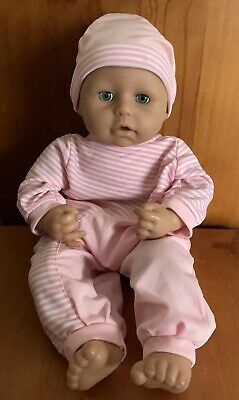 2009 Zapf Creations Baby Doll 45cm - Makes Sounds