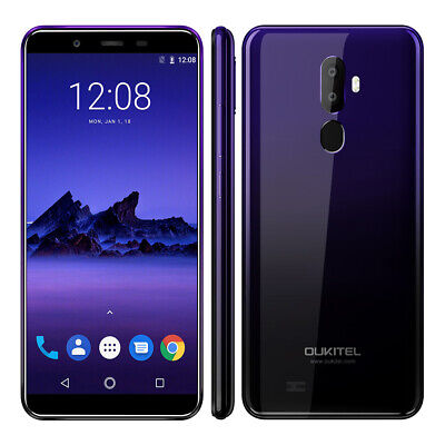 Móvil Libre OUKITEL U25 Pro smartphone 4GB +64GB Android 8.1 Type C moviles