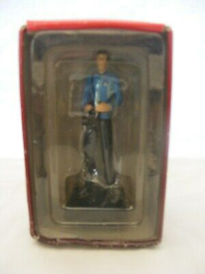 Star Trek Die-Cast Figurine Collection: Mr. SPOCK '1st Officer' Eaglemoss/Fabbri
