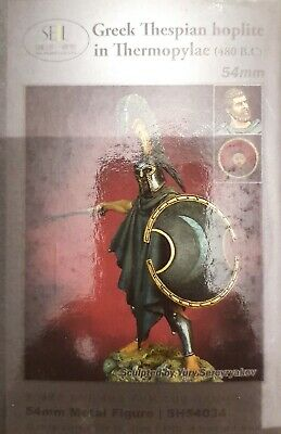 Seil Models - 54 Mm - Thespian Hoplite