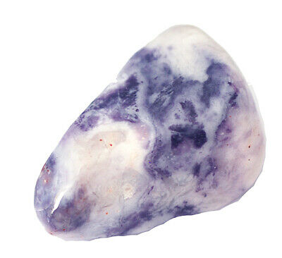 RARE violet Flame Opal 7gms25x18mm Stone of Transformation #1589