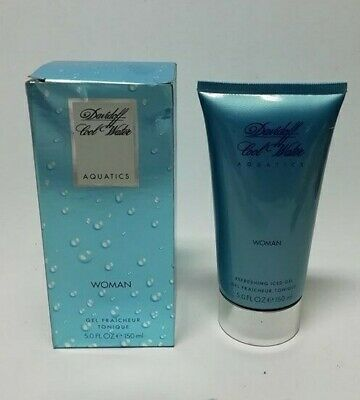 Davidoff Cool Water Aquatics Pour Femme Shower Gel 150ML New & Rare