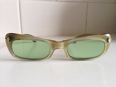 French Vintage Glamour Sunglasses