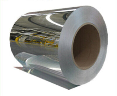 Flexible Mirror Sheet On A Roll. VERY HIGH QUALITY.  Check Close-Up Photos
