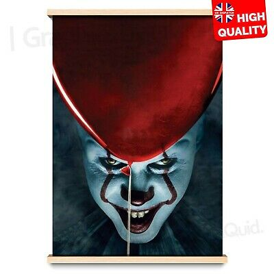 It Chapter 2 Art Poster 2019 Movie Stephen King Horror Film 2019 | A4 A3 A2 |