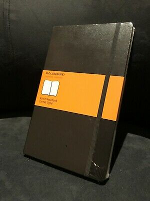 Moleskine Ruled Notebook hardcover BRAND NEW