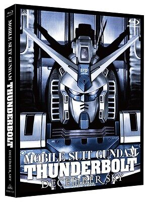 Neu Handy Suit Gundam Thunderbolt Dezember Sky Bluray Blu-Ray Japan