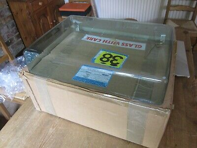 RARE Michell Syncro Turntable CLEAR Lid Original Warehouse Find