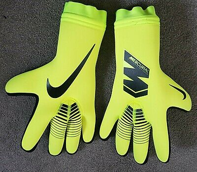 Nike Gk Mercurial Touch Victory Goalkeeper Gloves (Gs0382-702) Size: 10