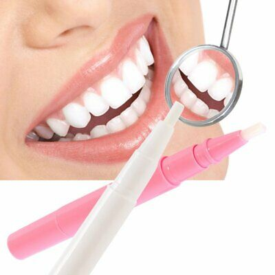 1X Teeth Pencil Pen for Tooth Whitening Bleach Dental Oral Care Gel Cleaner NEW