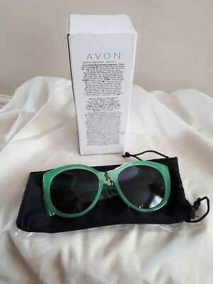 BNIB Avon Holiday Shop Essential Sunglasses Green Pink /& Purple FREE P/&P