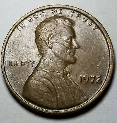 1972 Lincoln cent doubled die obverse