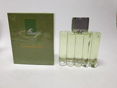 Davidoff Good Life For Men After Shave Lotion Splash ( No Spray)125ml New & Rare
