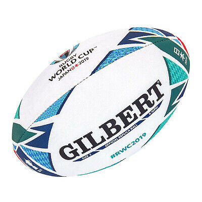 Gilbert Rugby World Cup 2019 Japan Rugby Union Replica Rugby Ball - 5