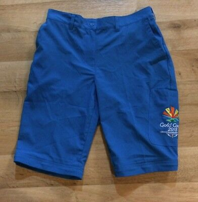 Gold Coast 2018 Commonwealth games shorts women's size medium