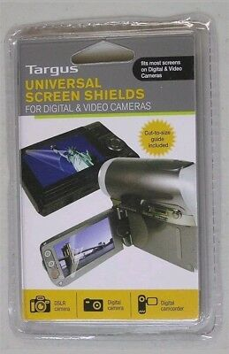 Universal  Screen Protector For Digital & Video Cameras