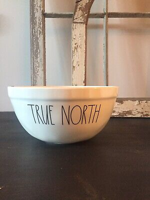 *Canada Exclusive *Rae Dunn Melamine Large Mixing Bowl True North