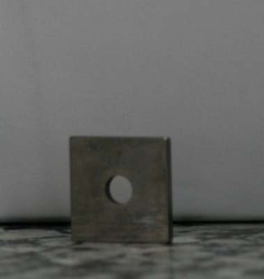 .117 Square Steel Gage Block