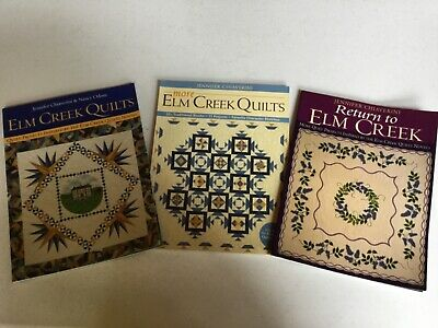 Elm Creek Quilts ~ Quilt Projects Inspired by the Novels by Jennifer Chiaverini