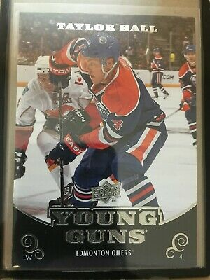 2010-11 Upper deck Young Gun YG Taylor Hall