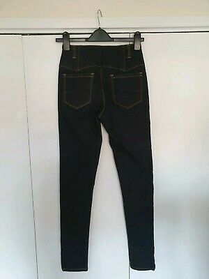 Collectif Rebel Kate Jeans Size 8