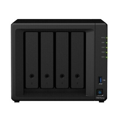 NEW SYNOLOGY DS418PLAY NAS: 4 BAYS DISKSTATION INTEL CELERON J3355 UPTO 2.5G.f.