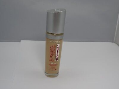 Rimmel London Lasting Finish 25Hr Breathable Foundation 201 classic beige  30ml