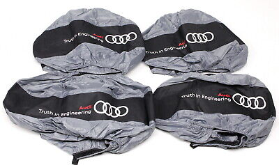 """OEM Audi Wheel Totes Fits Up To 31"""" Wheels ZAW-601-001"""