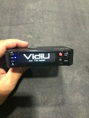Teradek VidiU On-Camera Wireless Streaming Video Encoder H.264