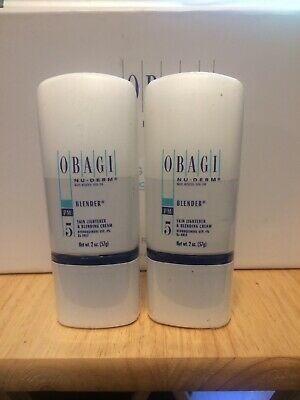 Obagi Nu-Derm BlendFx 2 oz New Sealed 100% Authentic Guaranteed HYDROQUINOIN FRE